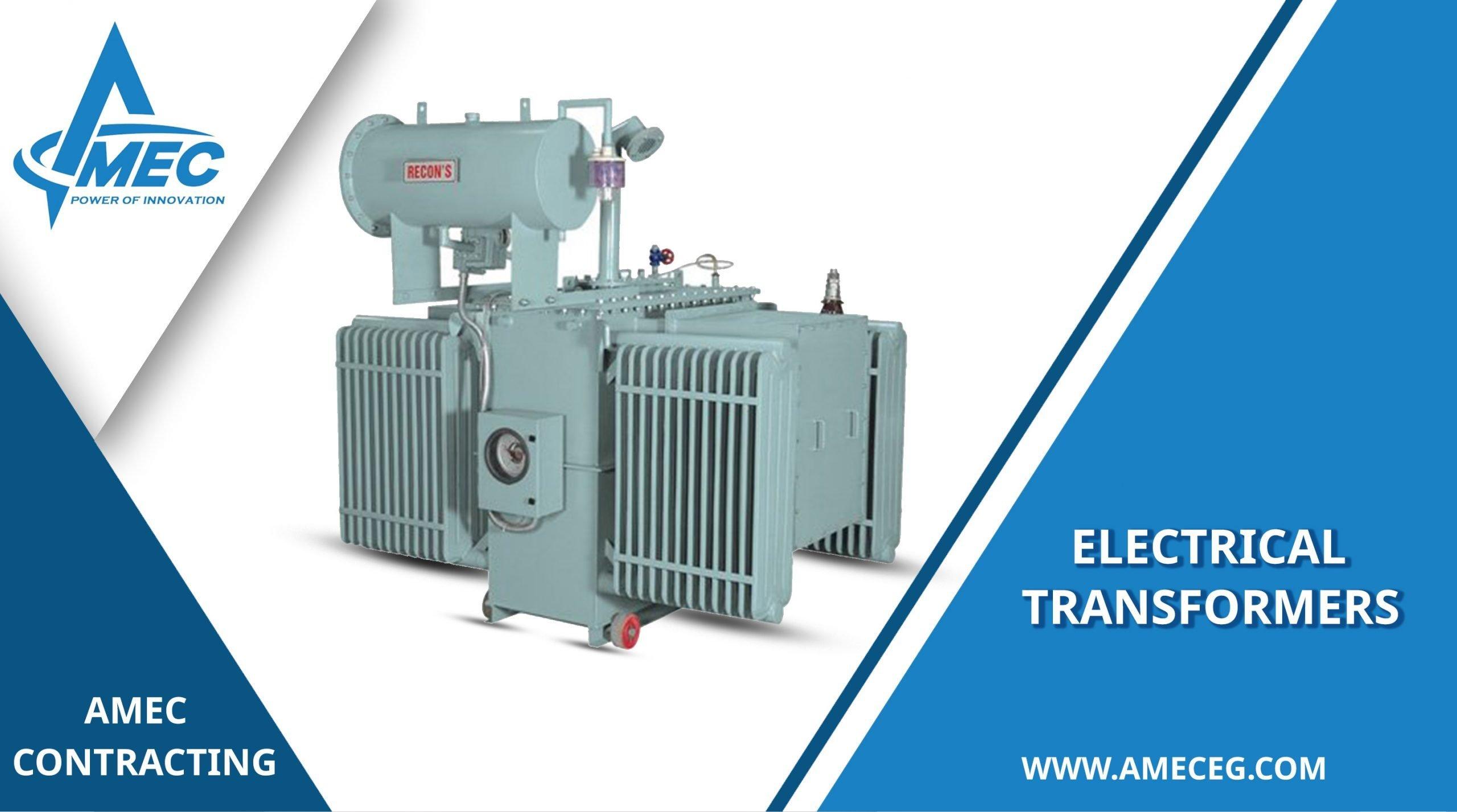 أنواع المحولات الكهربائية