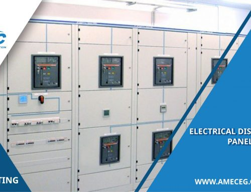 Design of electrical distribution panels