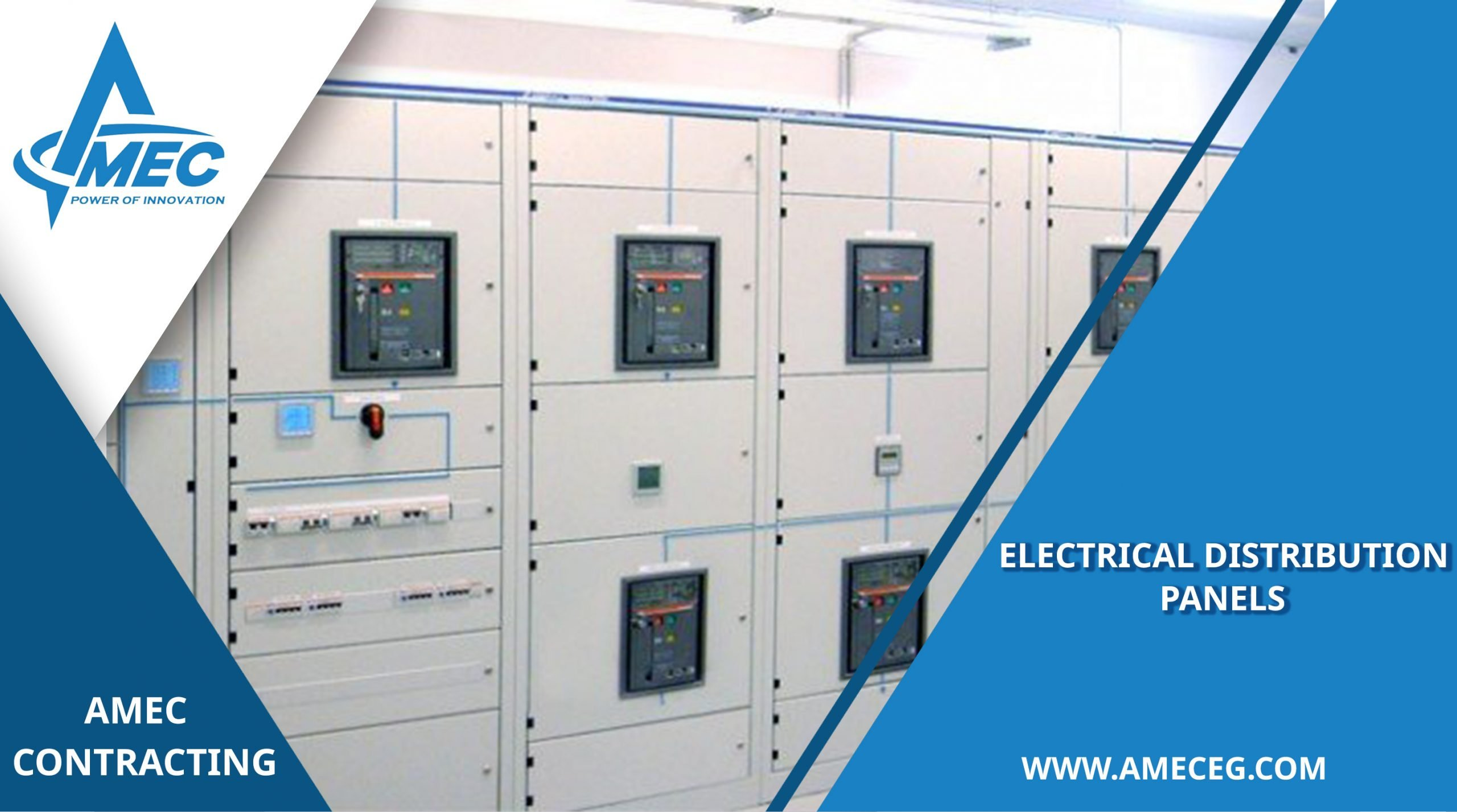 تصميم لوحات التوزيع الكهربائية
