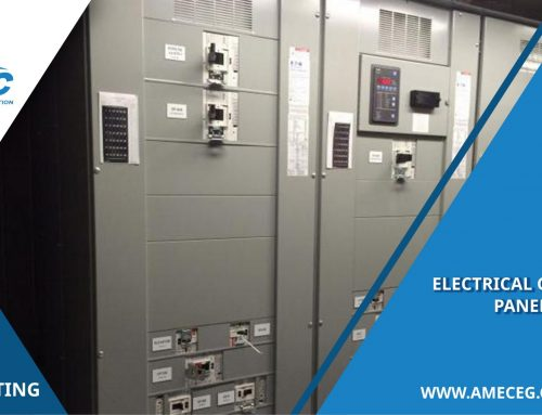 Design of electrical control panels