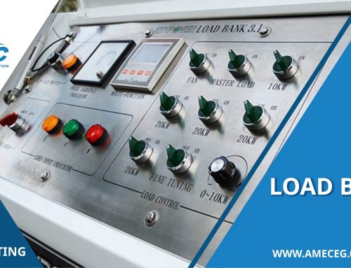 What role does an industrial load bank play for testing generators?