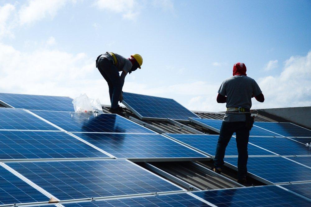 شركات تركيب الواح الطاقة الشمسية في مصر